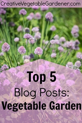 Top Vegetable Garden Blog Posts