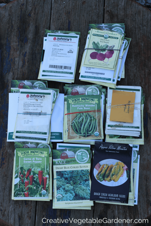 vegetable seeds to buy