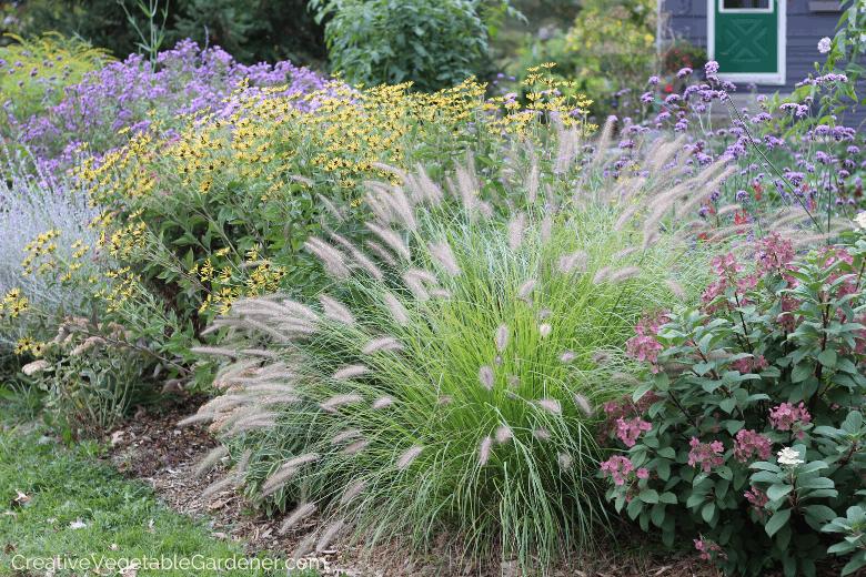 flower garden design example