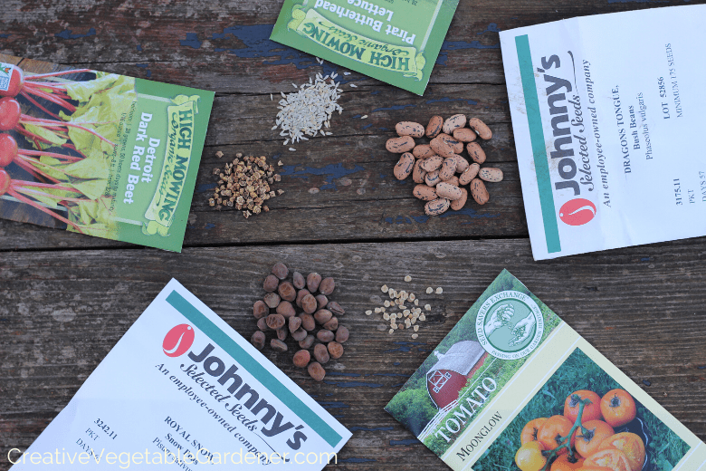 seeds to start indoors for the garden