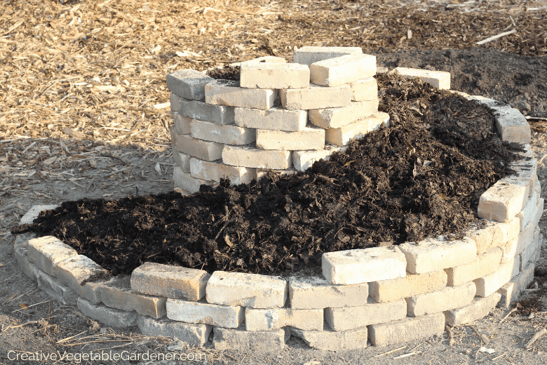 make an easy raised bed