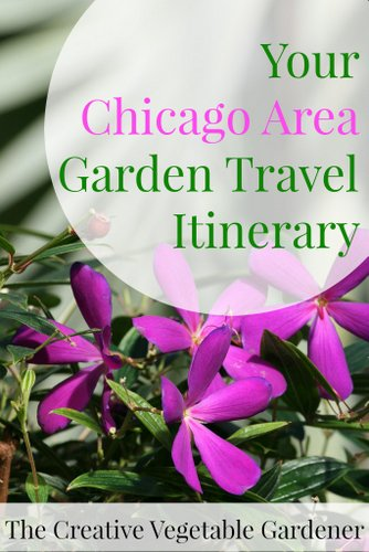 Garden Travel Itinerary for the Chicago Area