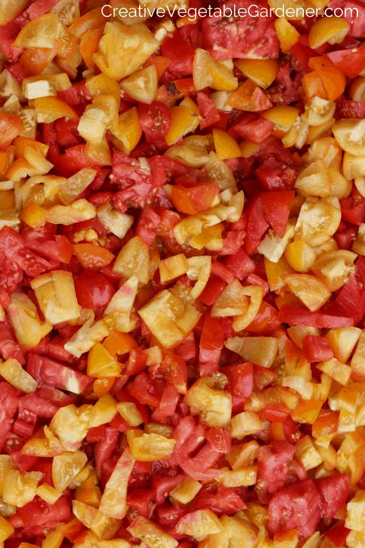 ways to preserve tomatoes