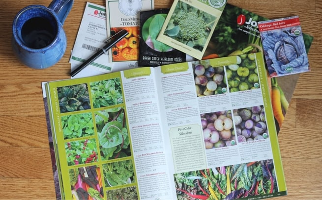 vegetable garden planning resources