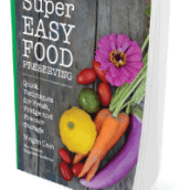 Giveaway! Super Easy Food Preserving