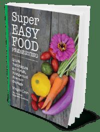 livre de conservation des aliments super facile