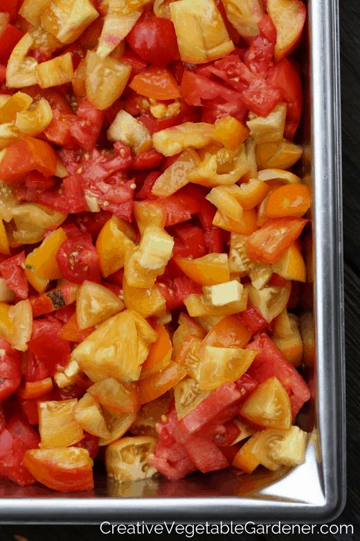 tomato preserving