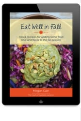 book of healthy fall recipes