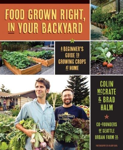 vegetable garden book