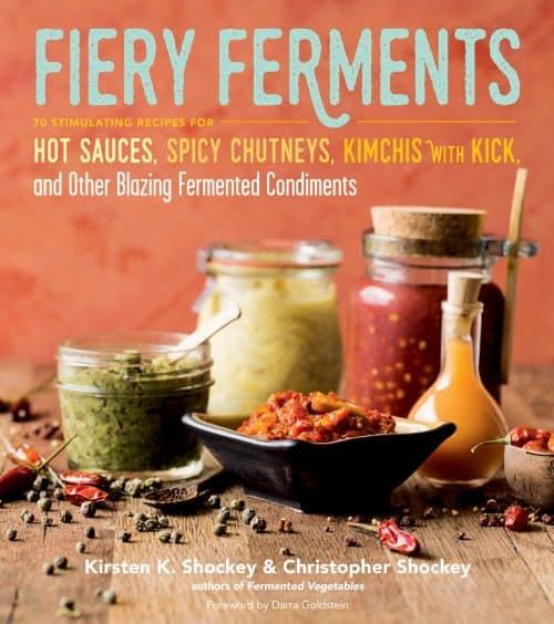 fiery ferments books