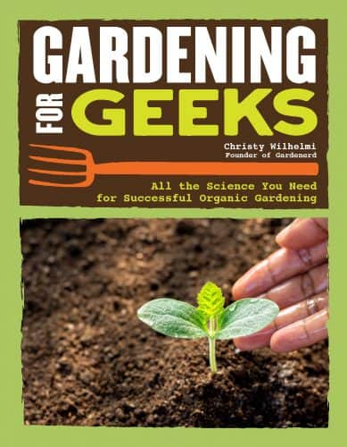 gardening book from podcast hosts