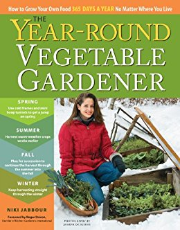 favorite vegetable gardening books