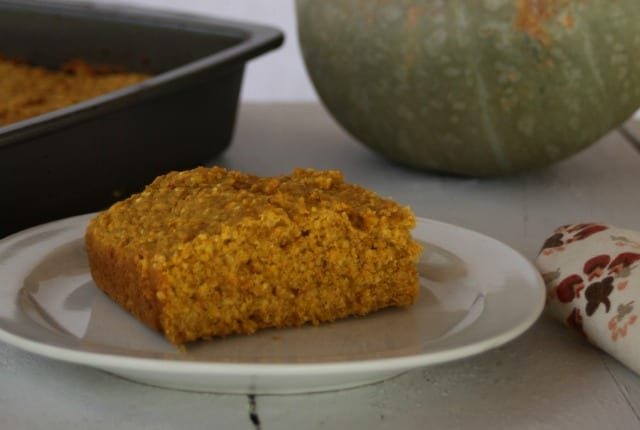 pumpkin cornbread as a healthy side dish