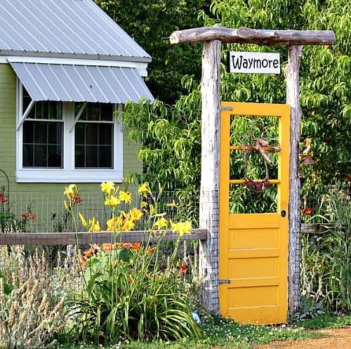 photos of vegetable gardens