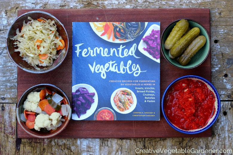 fermentation book for garden gift