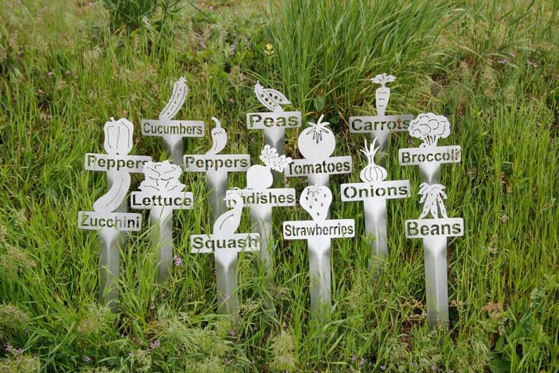 garden marker unique garden gifts