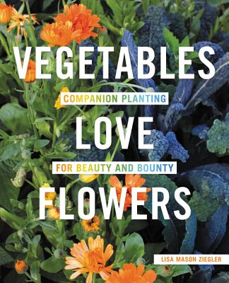 flower and vegetable garden ideas